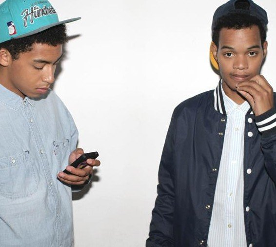 Rizzle Kicks would prefer it if they didn't have to share their Brit