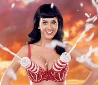 Katy Perry will be performing some songs at a Barack Obama fundraiser