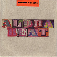 Alphabeat - 10,000 Nights Of Thunder