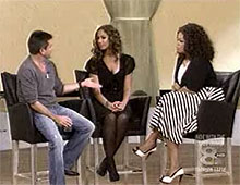 Leona Lewis on Oprah