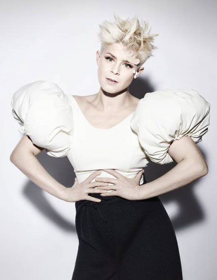 Robyn's been touring so much she hasn't started working on her next album yet