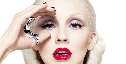 Christina Aguilera Bionic