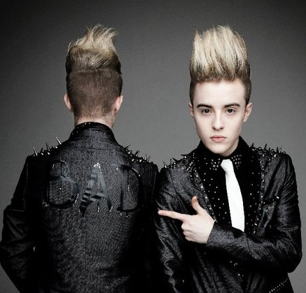 There is a new Jedward album coming out
