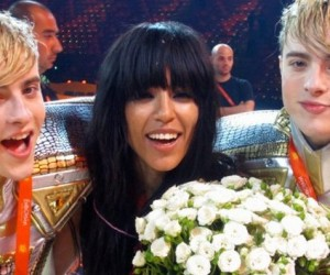 Jedward won't be doing Eurovision again :(