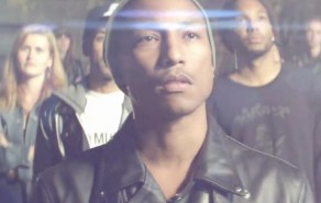 Pharrell will be having a singsong on stage at the Brits next month