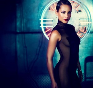 Alicia Keys new