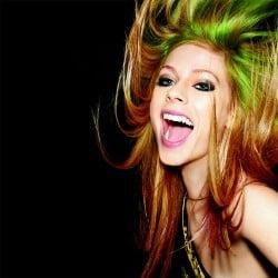 A Content Avril Lavigne