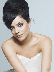 Lily Rose 'Lily Allen' Cooper Allen reckons her new album will be out in March 2014