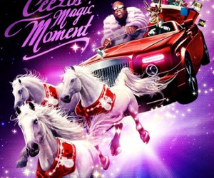 Cee Lo Green is releasing a Christmas album with an absurd sleeve
