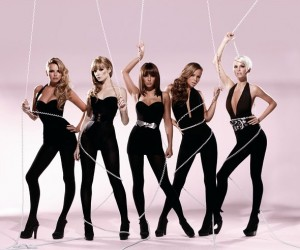 Let's just remind ourselves of Girls Aloud's three best singles