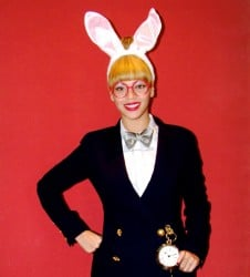 Beyonce rabbit ears