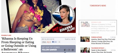 3X Rihannaplane blogs worth examining