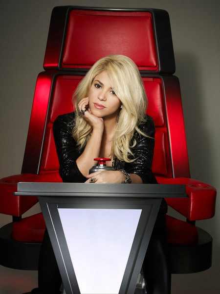 Shakira The Voice
