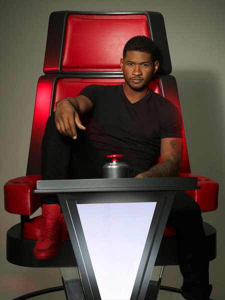 Usher The-Voice