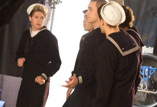 One Direction sailors
