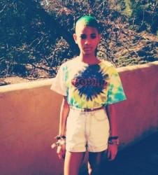 willow-smith-with-green-hair