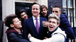 One Direction and Dave