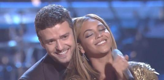 Beyonce and Justin