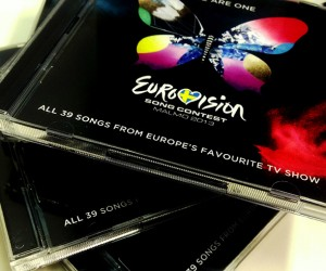If you'd like a Eurovision compact disc for zero pence you are in the right place