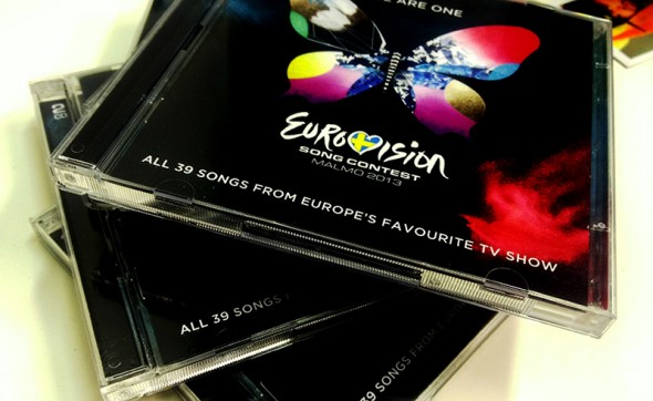 eurovisioncds