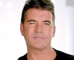 Simon winking