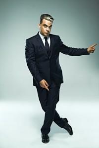 virallinen kauppa syksyn kengät myynti verkossa Robbie Williams' 'gig' at the Palladium is taking place on ...