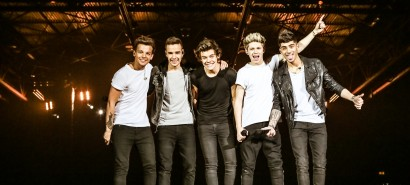 One Direction were the biggish winners at the Brits last night