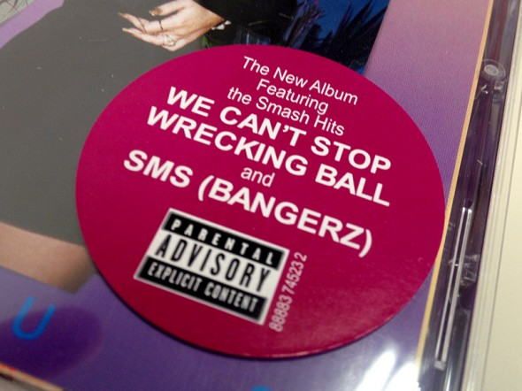 miley cyrus bangerz full cd artwork2