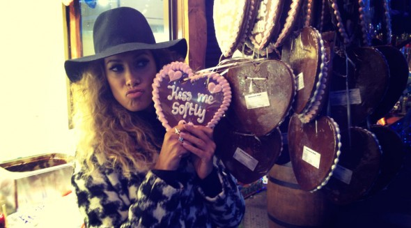leona lewis at winter wonderland 5