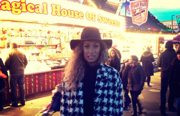 leona lewis at winter wonderland 7