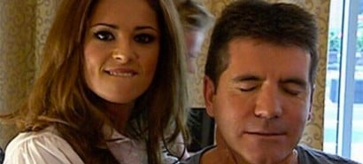 Cheryl Cole's back on The X Factor