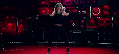 The music in the new Cheryl Cole video is completely amazing
