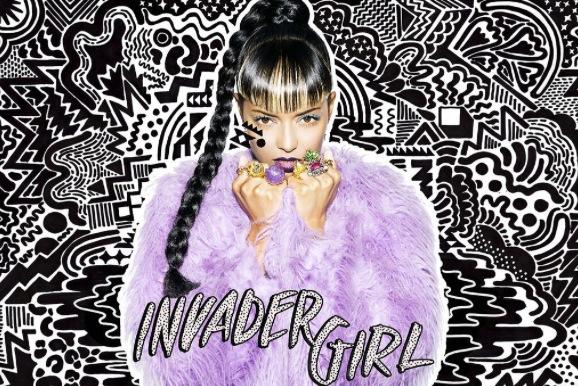 Invader Girl