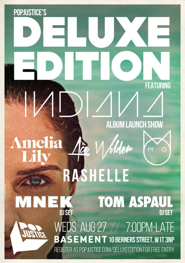 popjustice deluxe edition august 2014