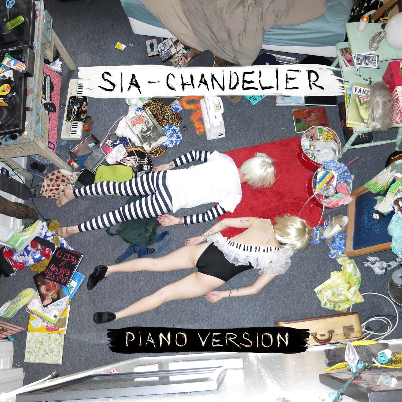 Sia Chandelier Piano Version Popjustice