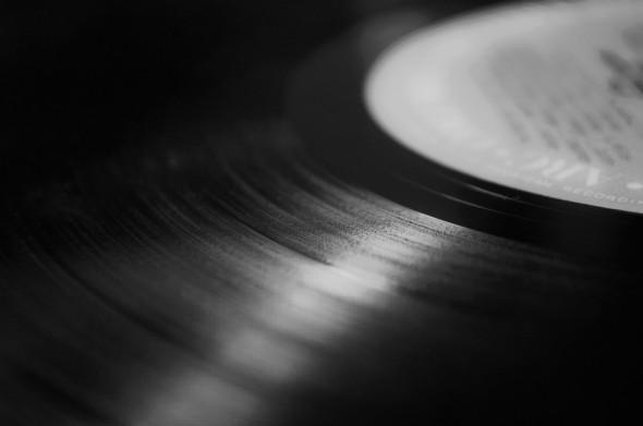 black-vinyl