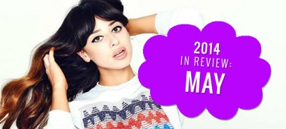 2014 in review: May, with Foxes