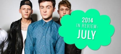2014 in review: July, with Jake from Rixton