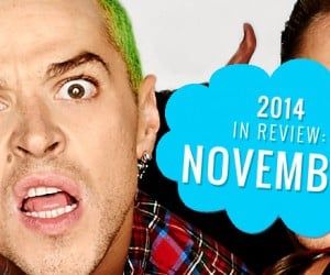 2014 in review: November, with Matt from McBusted