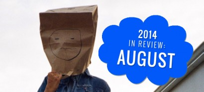 2014 in review: August, with Sia