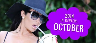 2014 in review: October, with Tulisa