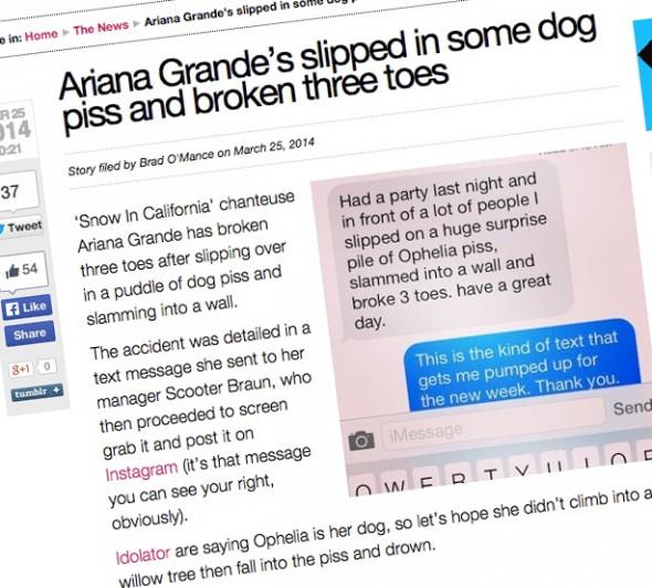ariana-dog-piss