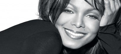 A SELECTION OF JANET JACKSON'S BEST BITS