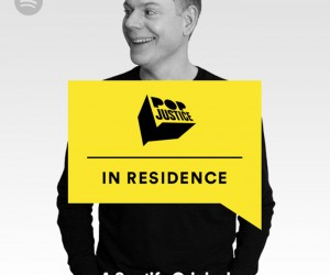 Popjustice's latest Spotify In Residence show is now online