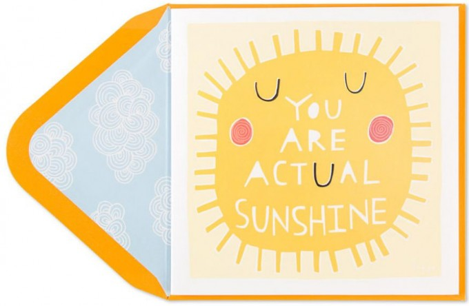 Taylor swifts designed a new range of greeting cards popjustice actualsunshine m4hsunfo