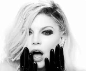 Fergie's started 'teasing' something music related for this Friday