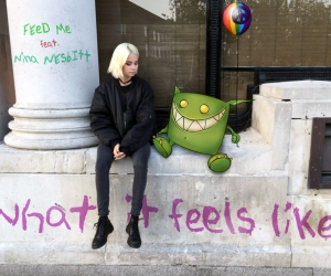 Premiere: Feed Me feat Nina Nesbitt — 'What It Feels Like'