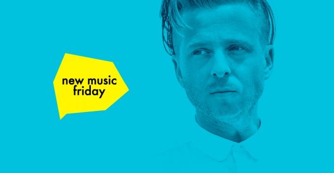 New Music Friday Ryan Tedder