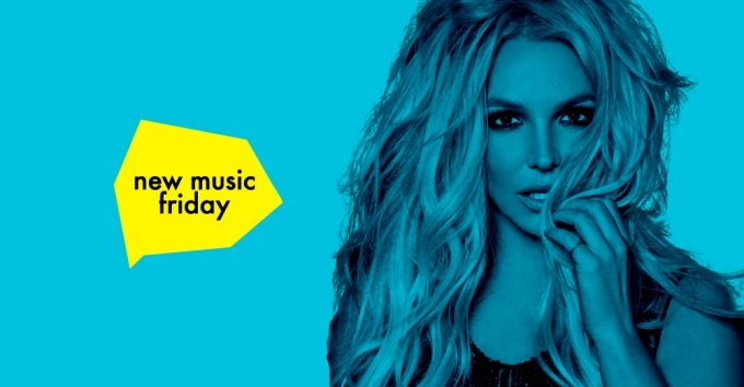 New Music Friday britney