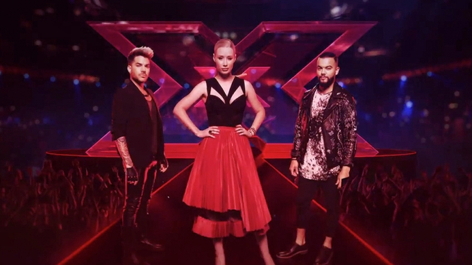 x factor au judges